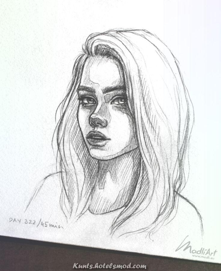 Legendär My Sketchbook Art Mein kleines Mädchen Zeichne mein kleines süßes Vertrauen … – Famous Last Words