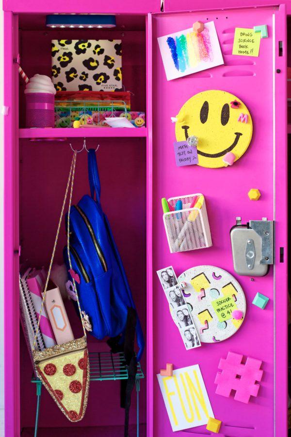 Diy Locker Decoration Ideas