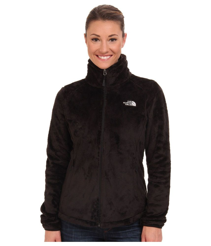 New Womens North Face Ladies Osito Fleece Jacket XS Small Medium