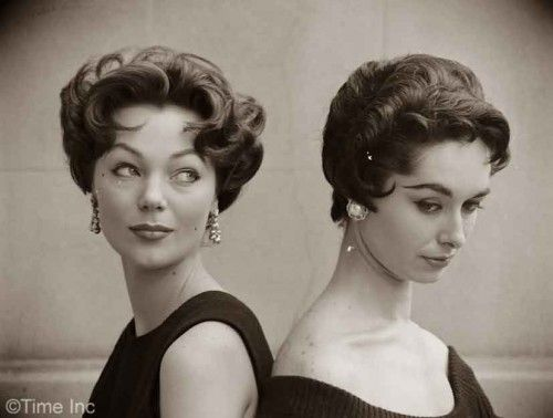 The Italian Cut Hairstyle Craze Of 1953 Italy 1950s Hair Styles