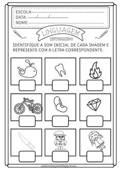 Notebook Da Profª Atividades Letra B E Atividades Letra E