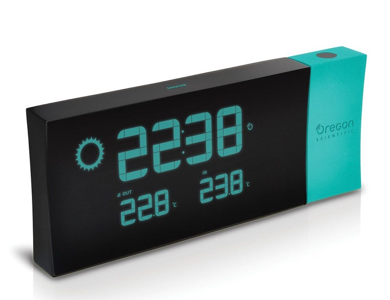 Prysma Weather Forecast Atomic Projection Clock » Review