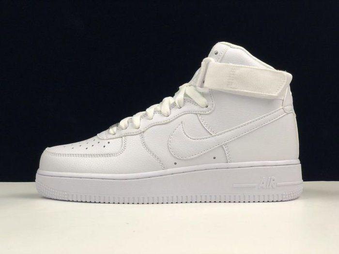 New Shoe Air Force 1 High 07 White White 315121-115 For Men Size ... 47e7e7e63
