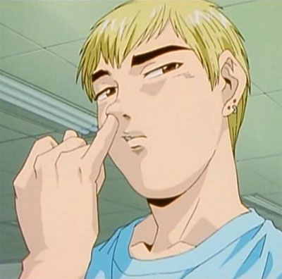 Risultati immagini per eikichi onizuka