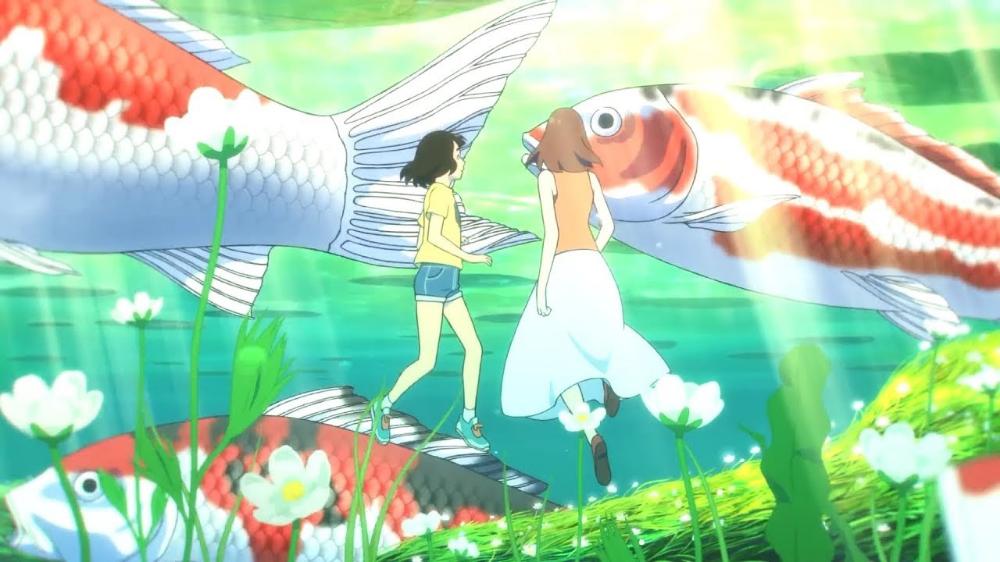 Pin By Turkey On 动画截图 Best Japanese Anime Anime Movies Anime
