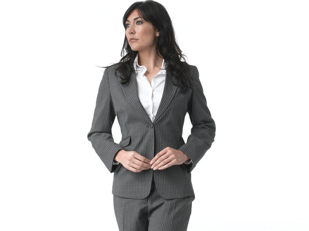 Bespoke Ladies Business Suit | par King & Allen - Bespoke Suits