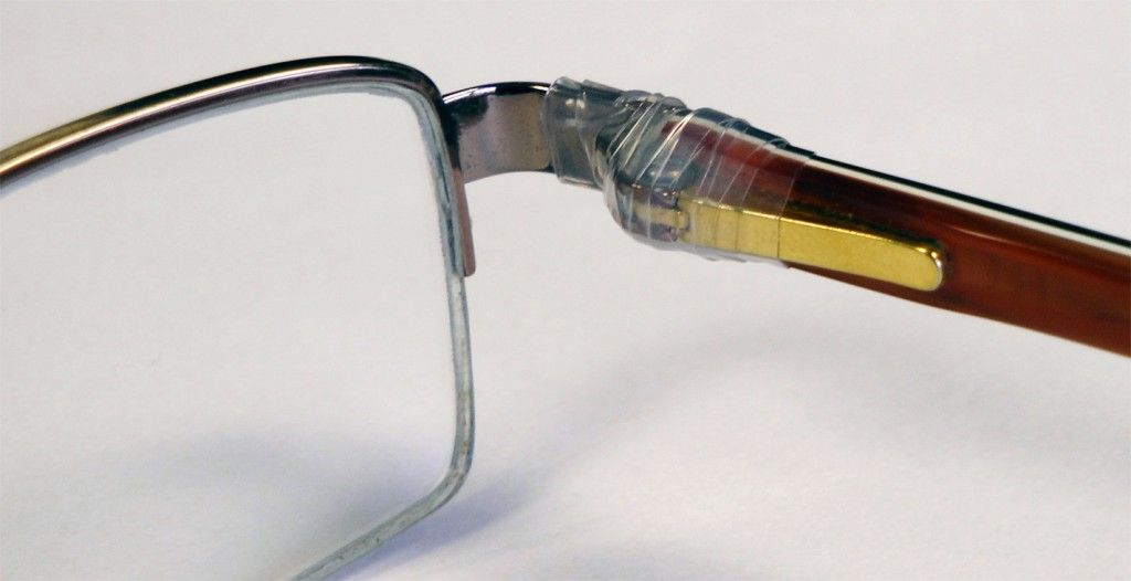 Fixing broken eyeglasses how to fix glasses eyeglasses