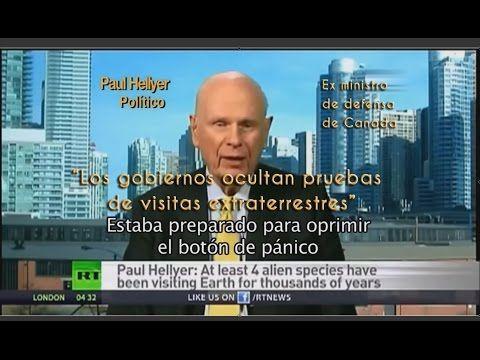 TV Oficial Cuenta sobre los Extraterrestres, y pide a Obama: hacer como ellos – HEDANET CONSCIENCIA PLENA