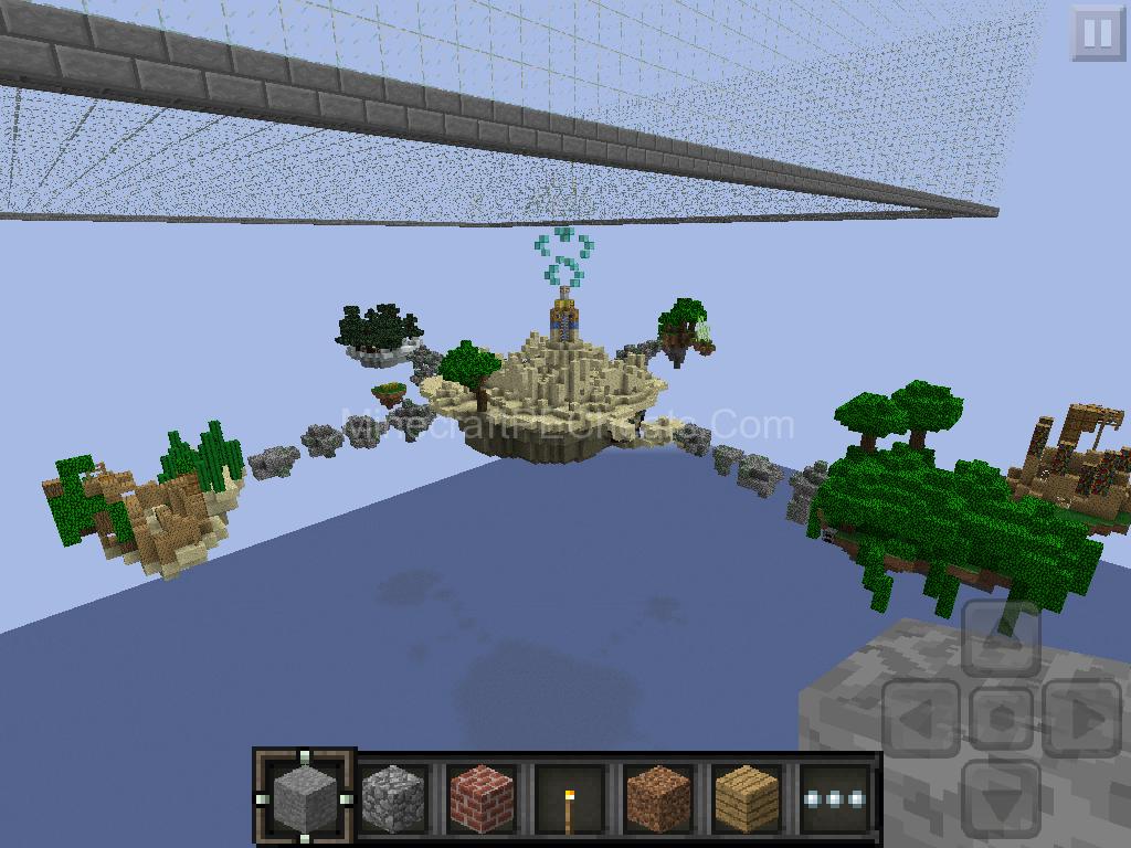 Map Download Pe Free Wallpaper For MAPS Full Maps - Minecraft prison escape spielen