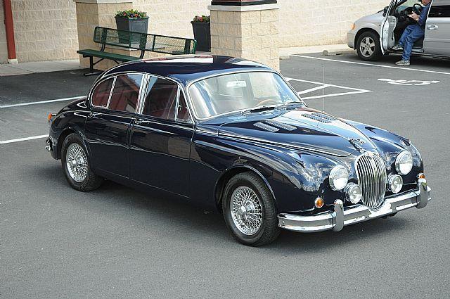 1960 Jaguar Mark Ii For Sale Jaguar Jaguar Car Classic Racing Cars