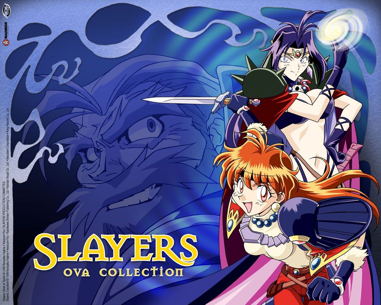 Slayers best anime ever