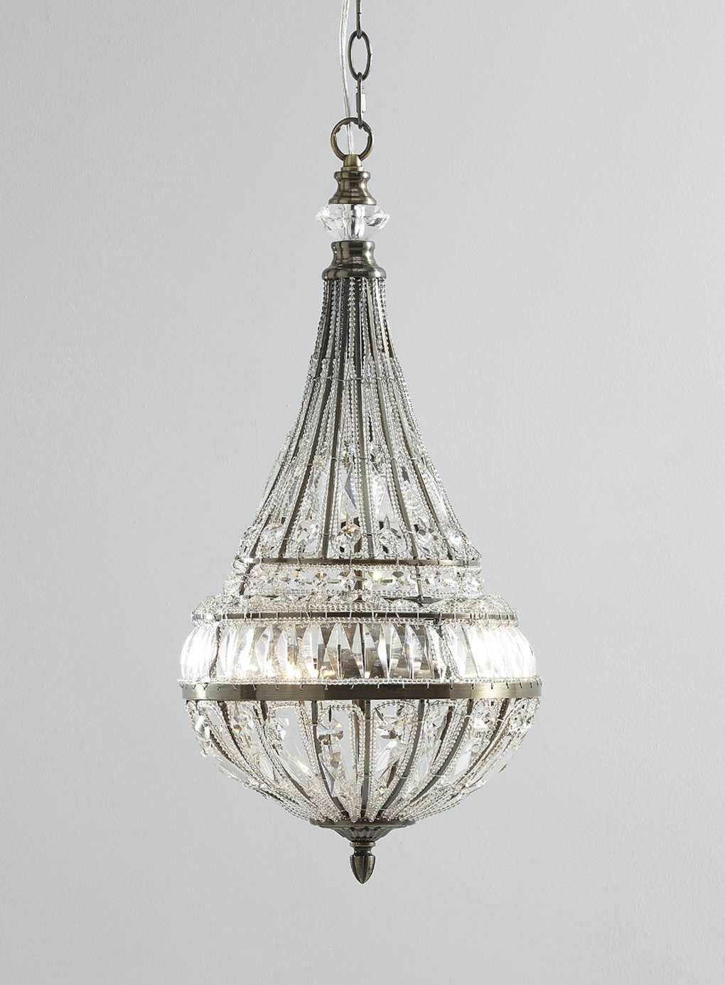 Antique Brass Annecy Pendant Ceiling Light - BHS | For the Home ...