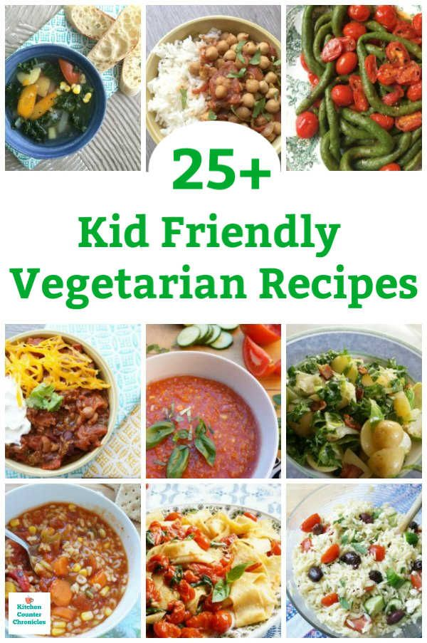 Meatless Monday Recipes For Families Vegetarian Recipes