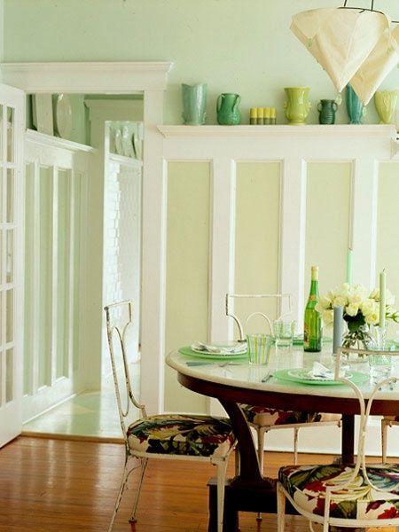 Fotos de comedores estilo vintage Decoración Hogar, Ideas y Cosas - estilo vintage decoracion