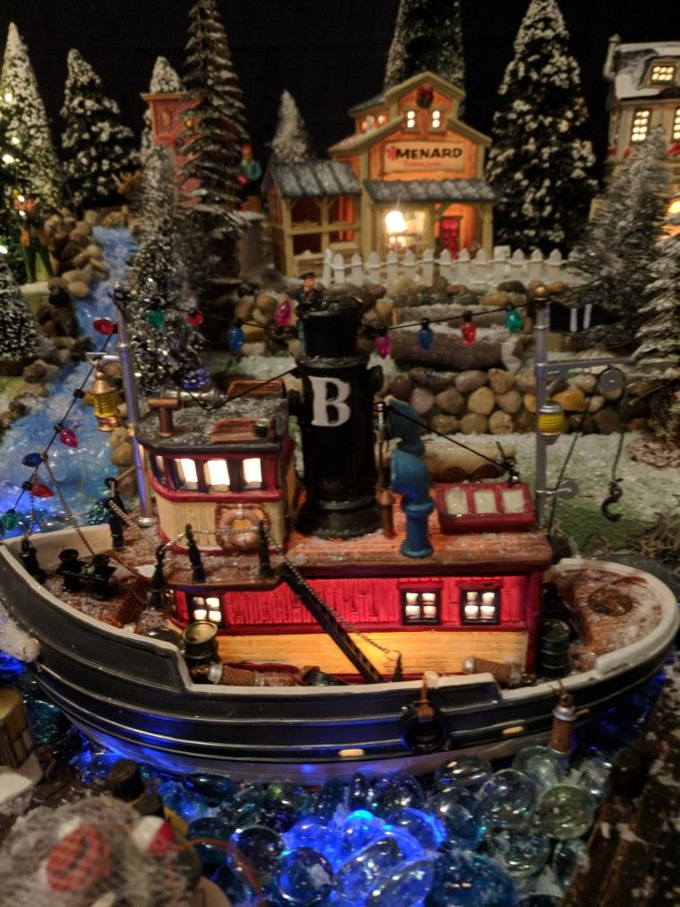 Pin by Eric Metzler on Lemax Seaside Christmas Village 2017