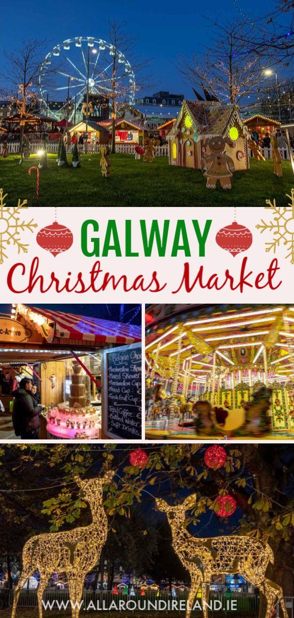 Galway Christmas Market A Winter Wonderland in Galway