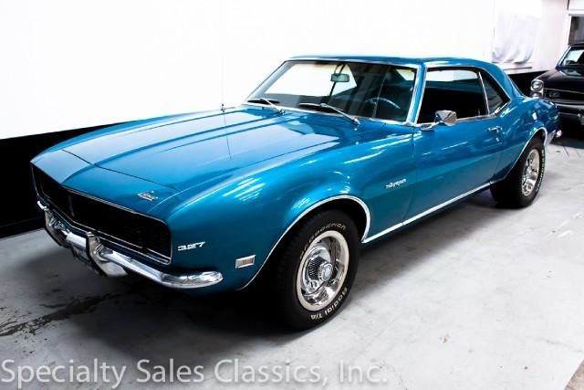 1967 Chevy Camaro, had one like this a long time ago.