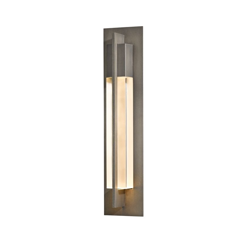 "Coastal Outdoor Lighting Hubbardton Forge 306405Coastal Axis Coastal Single Light 5"" Wide"