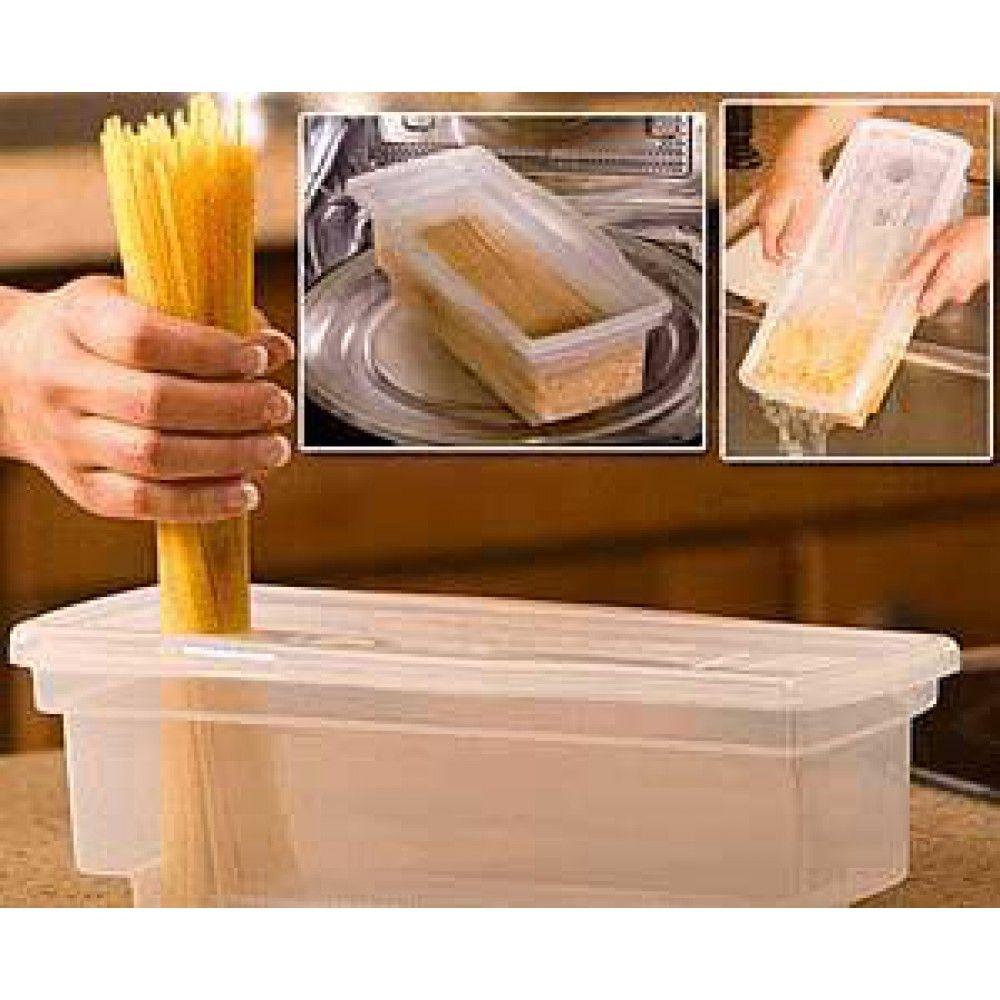 Fasta Pasta. Tupper para cocinar pasta en microondas | En la Cocina ...