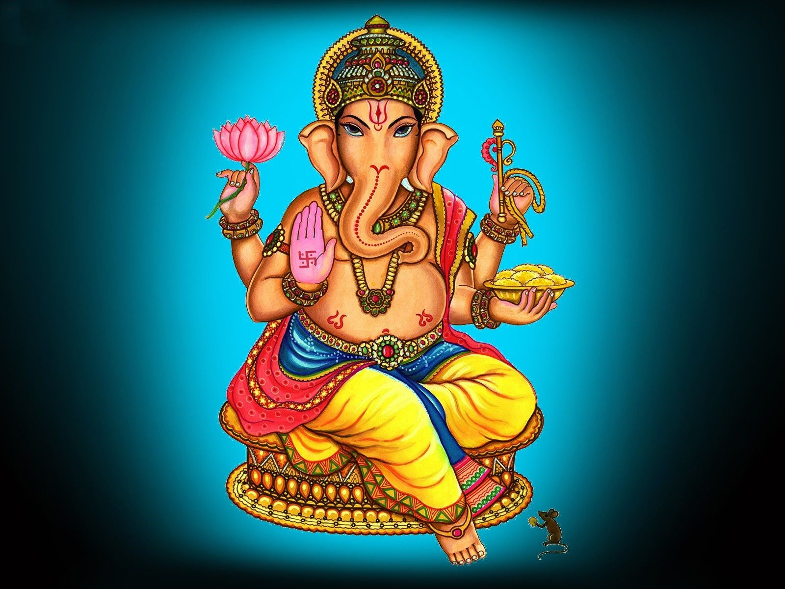 Shree Ganesh Hd Images: Ganesha Full Hd Wide Photo Wallpaper Pics 2015 1080p