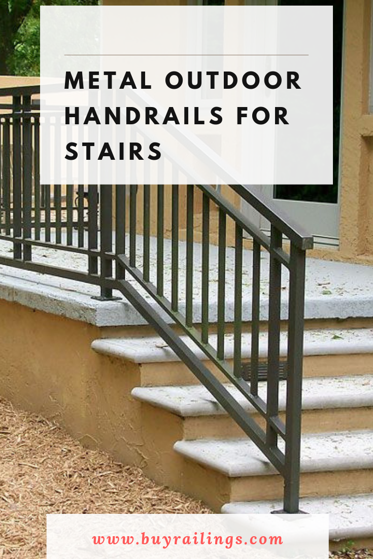 Best You Can Find Outdoor Metal Handrails And Metal Handrails 400 x 300