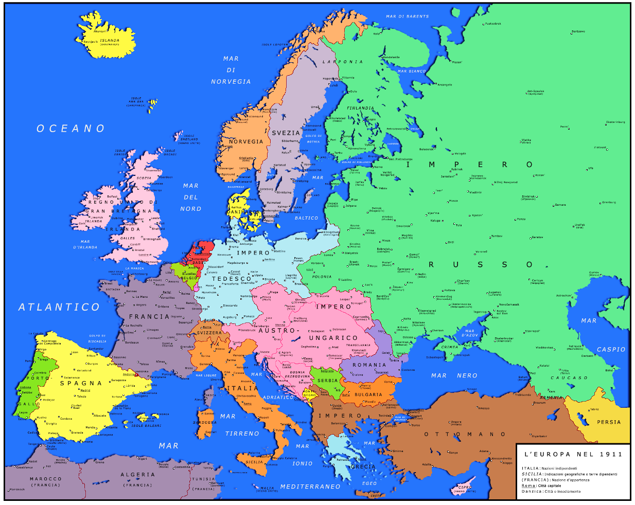 Cartina Europa 1938.Pin On Cartine Geografiche