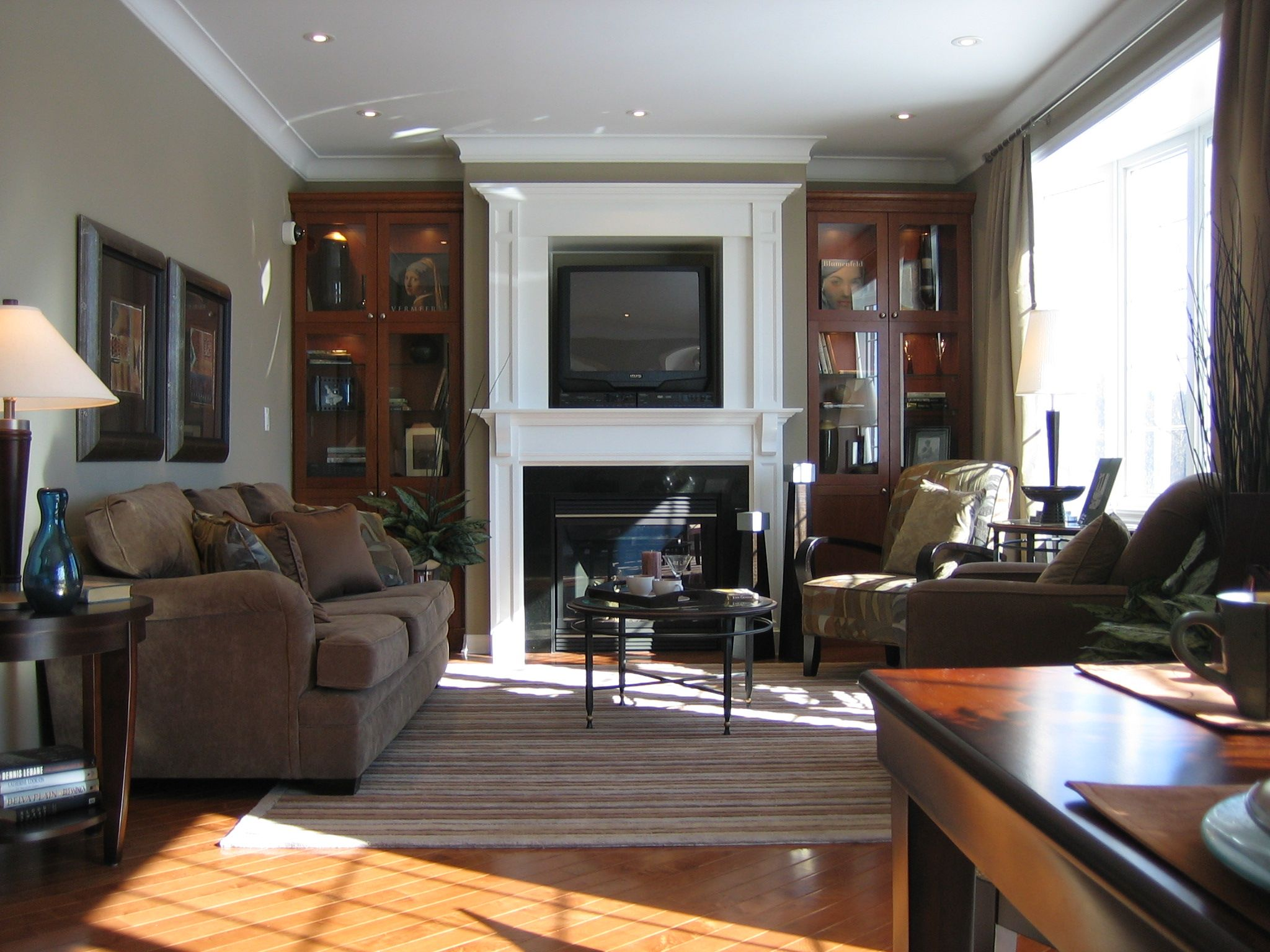 Long narrow living room my awkwardshaped living room pinterest