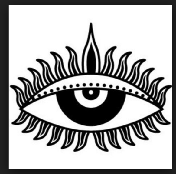 Pin By Lincoln Mayne On Minds Eye Third Eye Eye Art Tea Logo