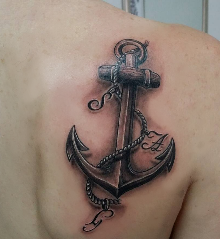 150 Awesome Anchor Tattoo Ideas For Men And Women 2019 Anchor Tattoos Tattoos For Guys Tattoos