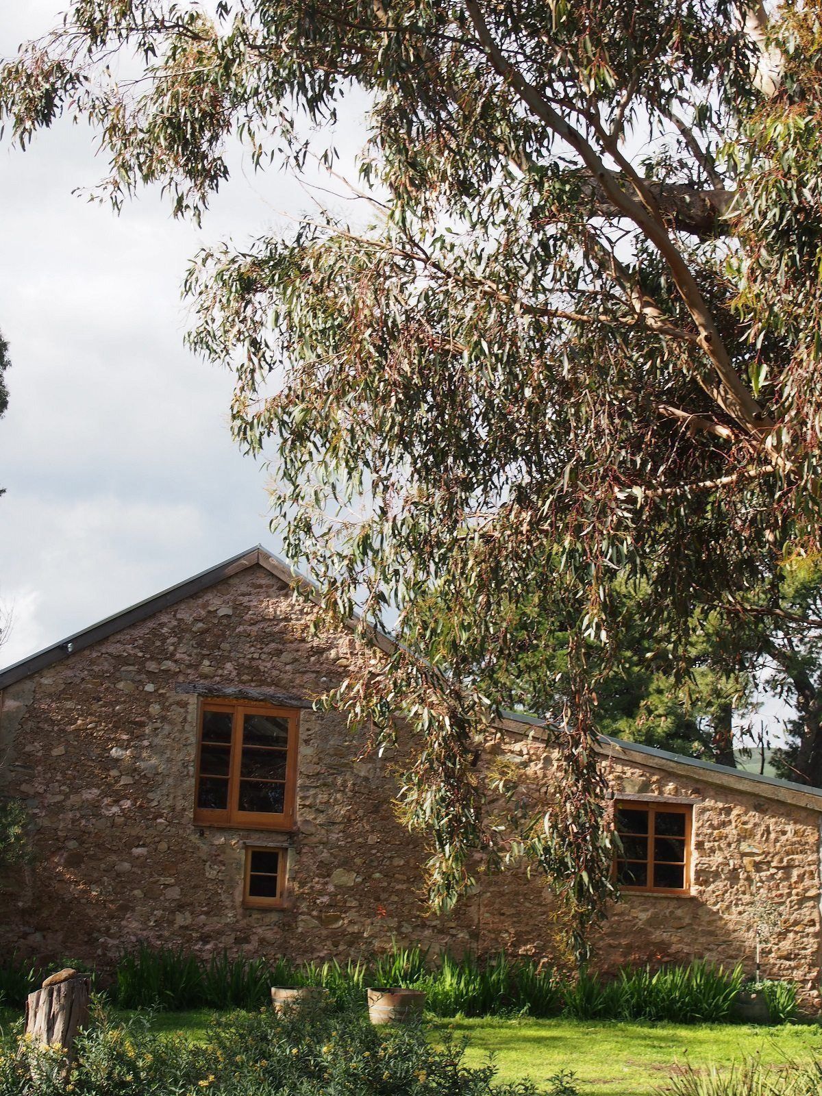Rebuilding the barn 1890 mclaren vale upcycling recycling inspiration pinterest