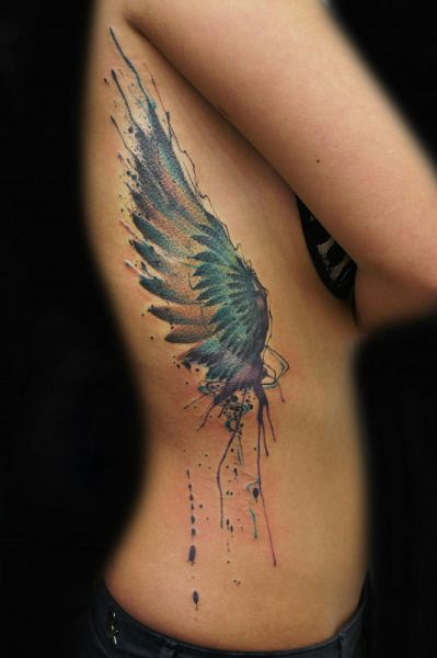 hip tattoos | Tumblr