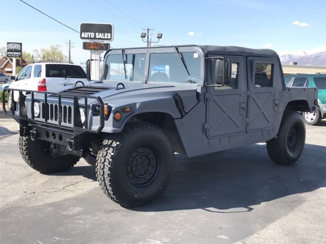 1993 AM General Humvee M998 Hummer H1 Military X Doors New Interior New Paint for sale & 1993 AM General Humvee M998 Hummer H1 Military X Doors New Interior ...