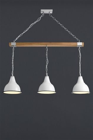 Buy georgetown 3 light wood pendant from the next uk online shop buy georgetown 3 light wood pendant from the next uk online shop aloadofball Images