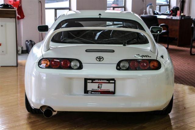 Monaco Motorcars 1994 Toyota Supra Certified Pre Owned