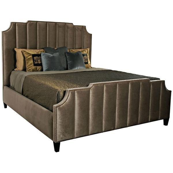 Bernhardt Interiors Bayonne Upholstered Bed