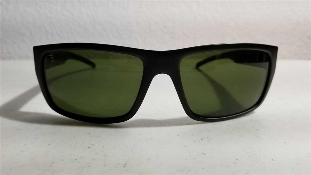 010a237db6 Prada SPS030 Sunglasses Blue Frame Gray Polarized Lenses 55  18 140 ...