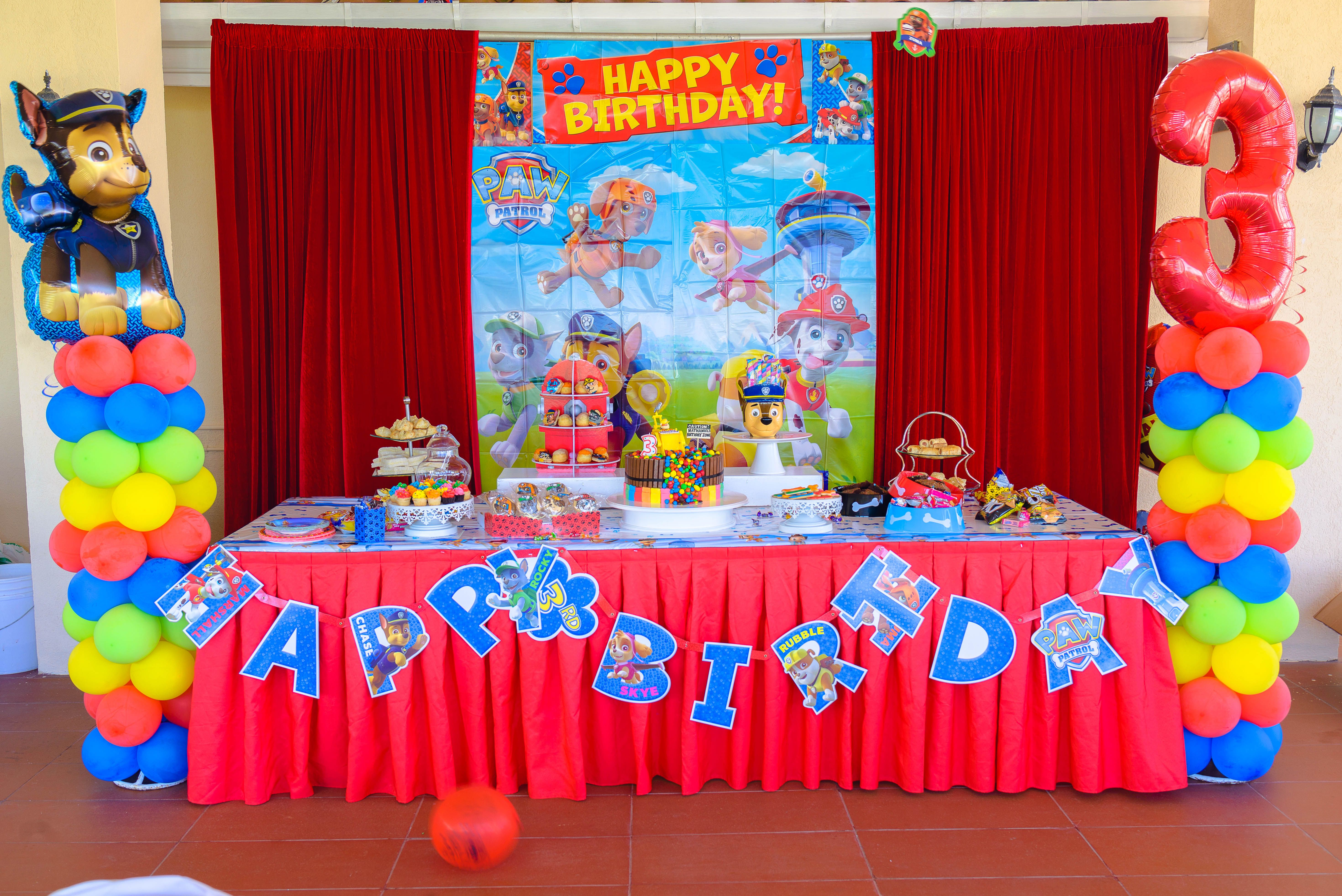 Party Ideas With Images Paw Patrol Birthday Party Paw Patrol
