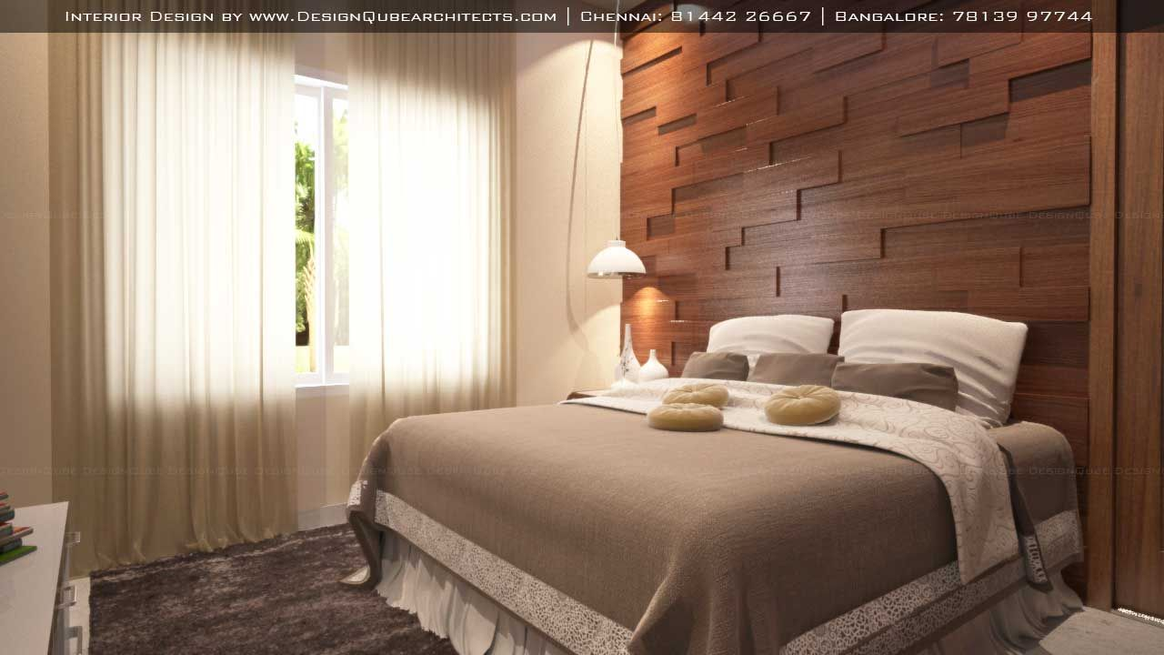 Residential Interiors designed by DesignQube™ Architects ...