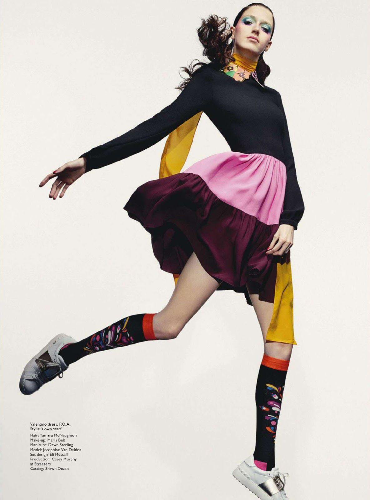 visual optimism; fashion editorials, shows, campaigns ...