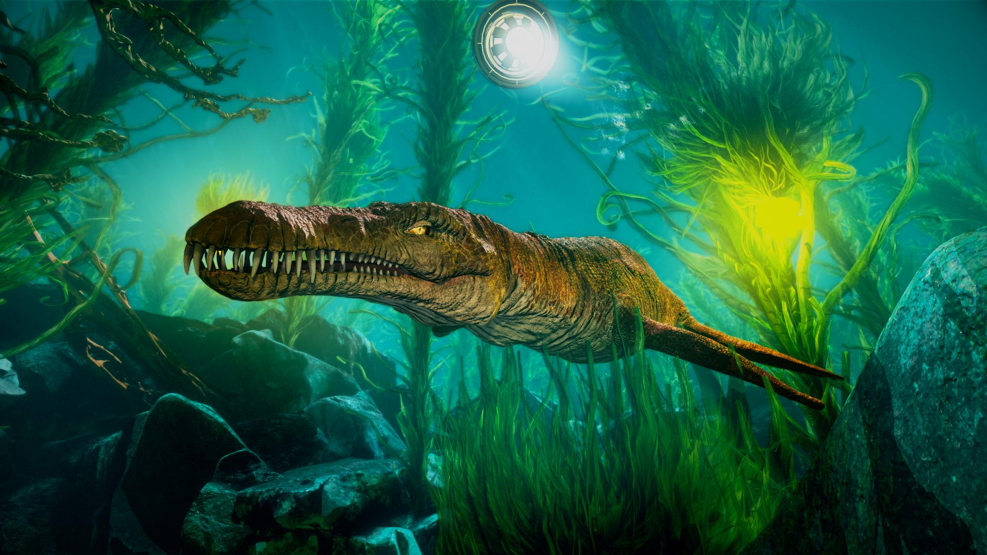 Kraken Unleashed Virtual Reality at SeaWorld Orlando