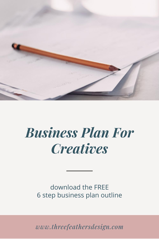 Business Plan For Graphic Designers Three Feathers Design Santa Barbara Website Designer Business Planning Business Plan Outline Free Business Plan