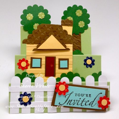 House created by Sharon White