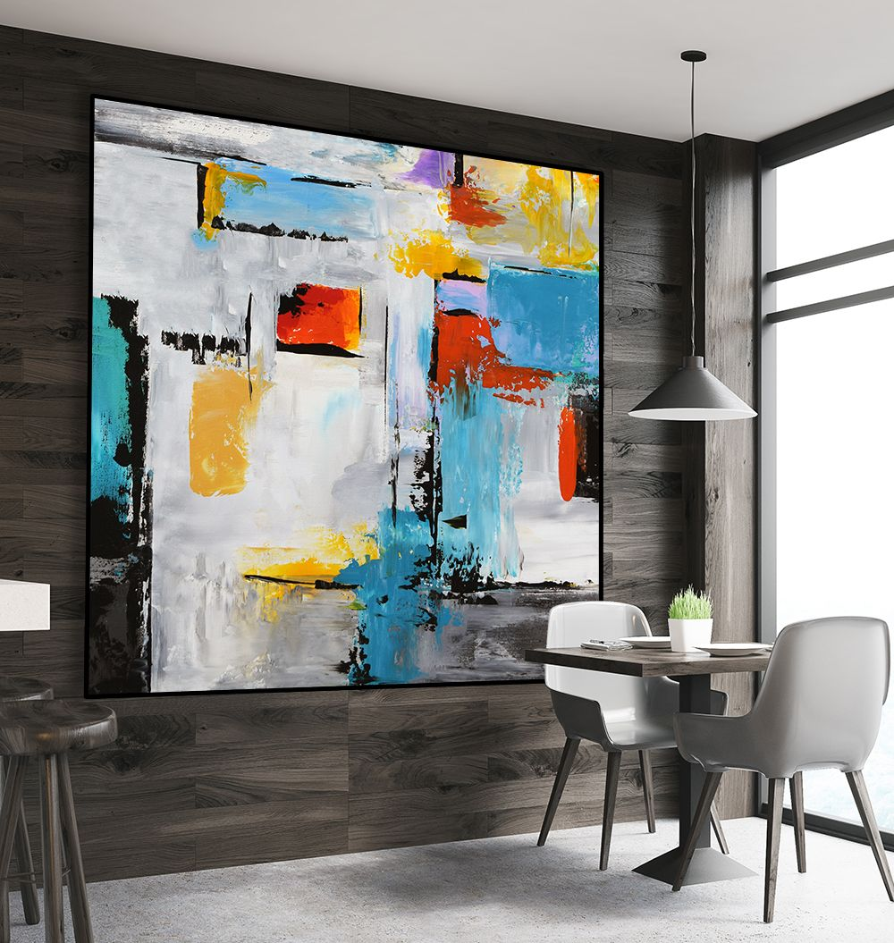 Modern Art Home Decor Contemporary Canvas Painting Modern Art Paintings Contemporary Paintings
