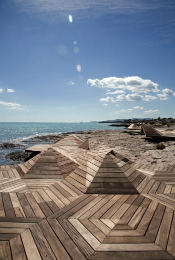 Guallart, Vicente: Vinaros Microcoasts: Arkitektur, över landskapet | Rödlistan