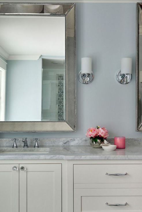 Color Spotlight Benjamin Moore Smoke Benjamin Moore Smoke Beautiful Bathroom Designs Painting Bathroom