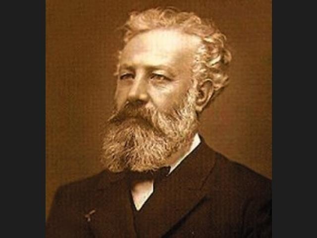 Biografia De Julio Verne Jules Verne Julio Verne Literatura De Ciencia Ficción