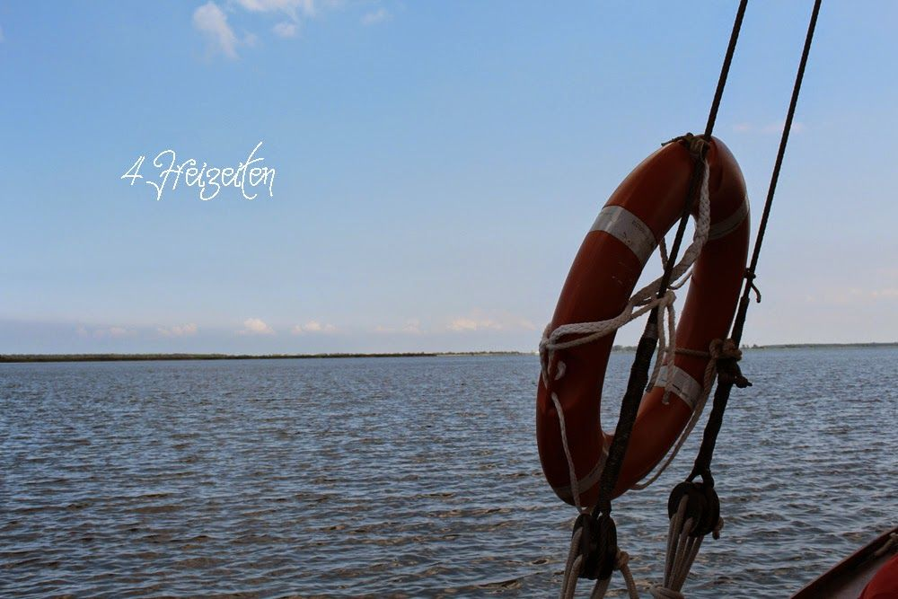 4 Freizeiten Ostsee Darß Bodden Wieck Zeesenboot