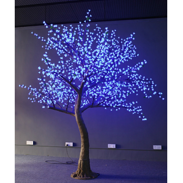 Led Cherry Blossom Tree Decorative Lamp