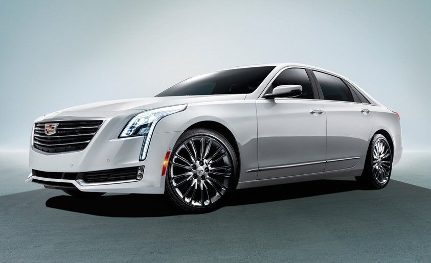2016 Cadillac Ct6 25 Cars Worth Waiting For Feature Car And Driver