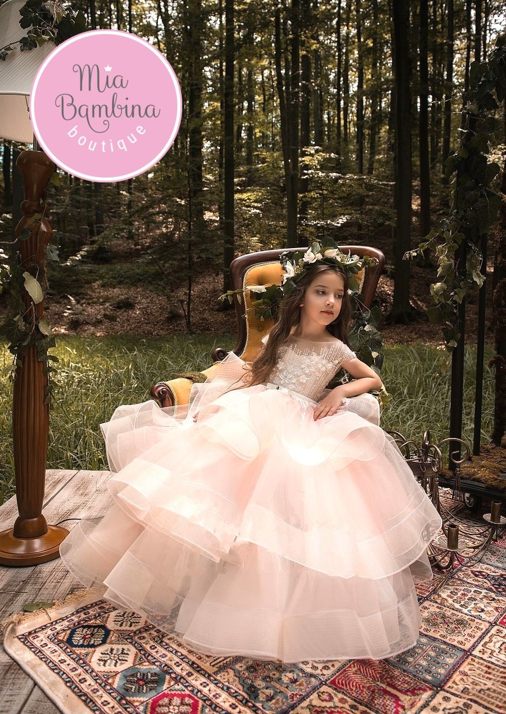 Young girls wedding dresses  Get to Know about the Special Occasion Dresses for Young Girls Mia